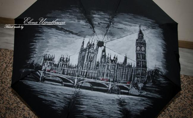зонт-черн