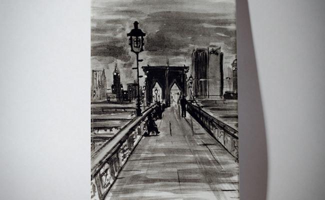 Нью-Йорк чехол для айфон 5