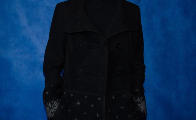 кружево-пальто